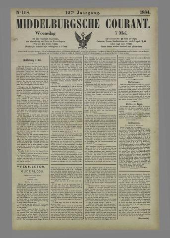 Middelburgsche Courant 1884-05-07