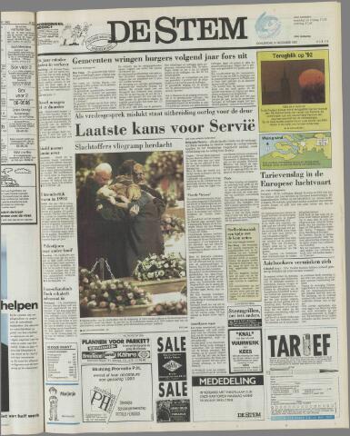 de Stem 1992-12-31