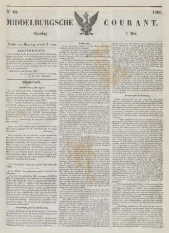Middelburgsche Courant 1866-05-01