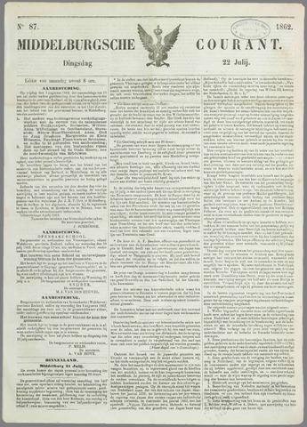 Middelburgsche Courant 1862-07-22