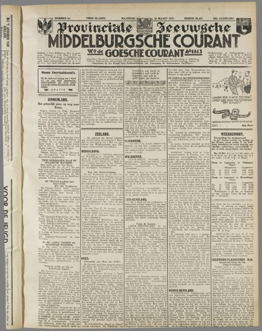 Middelburgsche Courant 1937-03-22
