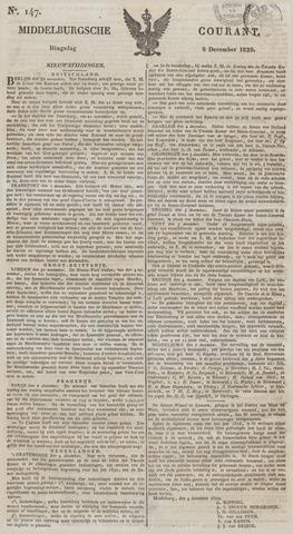 Middelburgsche Courant 1829-12-08
