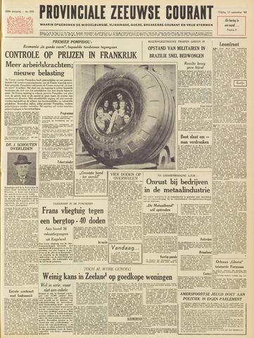 Provinciale Zeeuwse Courant 1963-09-13
