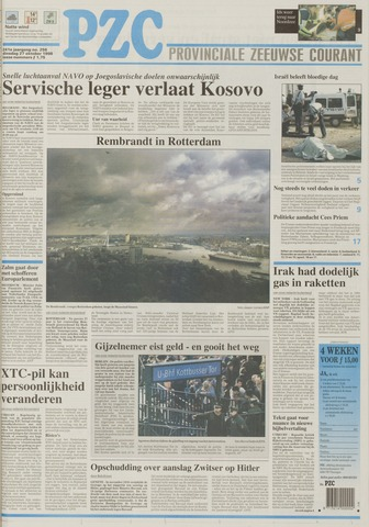 Provinciale Zeeuwse Courant 1998-10-27