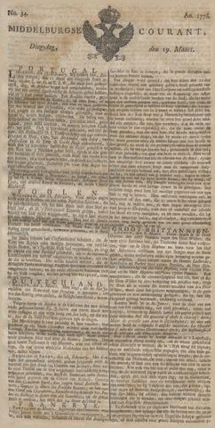 Middelburgsche Courant 1776-03-19