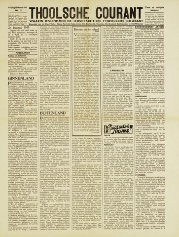 Ierseksche en Thoolsche Courant 1947-03-21