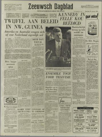 Zeeuwsch Dagblad 1961-01-21