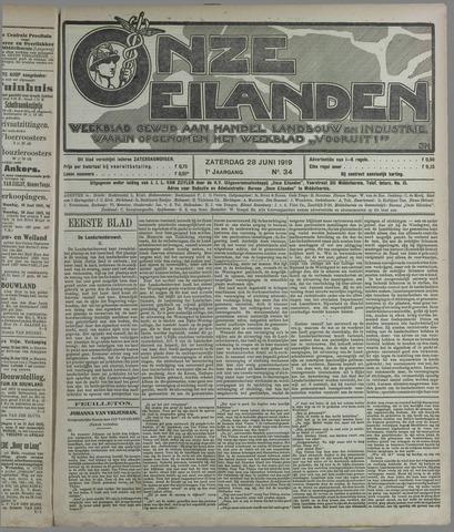 Onze Eilanden 1919-06-28