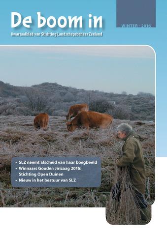 Landschapsbeheer Zeeland - de Boom in 2016-12-21