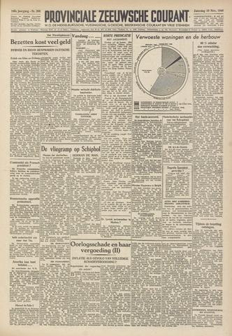 Provinciale Zeeuwse Courant 1946-11-16