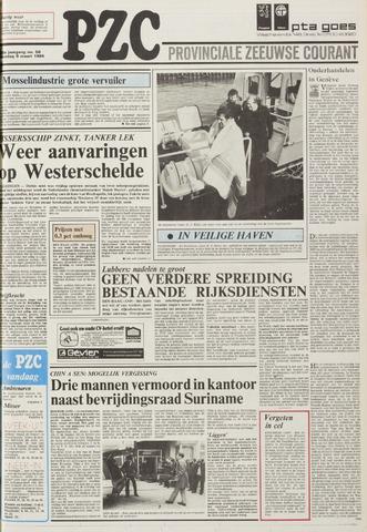 Provinciale Zeeuwse Courant 1985-03-09