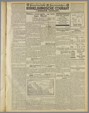 Middelburgsche Courant 1939-04-07