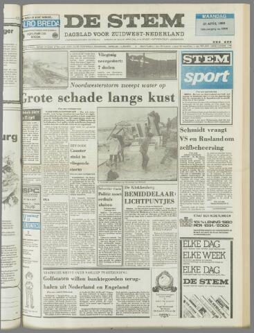 de Stem 1980-04-21