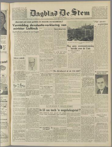 de Stem 1949-09-20