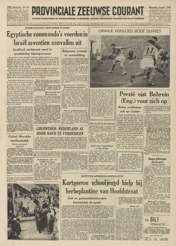 Provinciale Zeeuwse Courant 1956-04-09