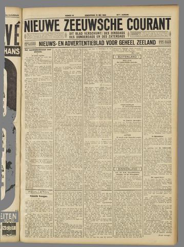 Nieuwe Zeeuwsche Courant 1932-05-19