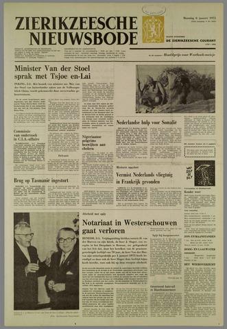 Zierikzeesche Nieuwsbode 1975-01-06