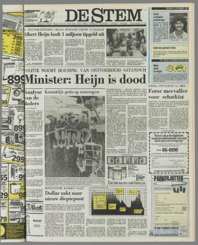 de Stem 1987-12-29