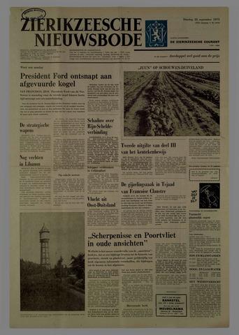 Zierikzeesche Nieuwsbode 1975-09-23