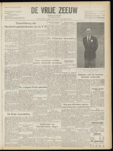 de Vrije Zeeuw 1955-06-28