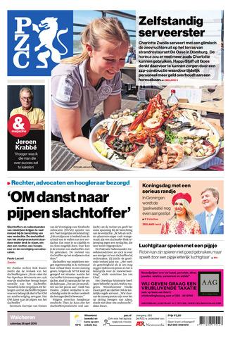 Provinciale Zeeuwse Courant 2018-04-28