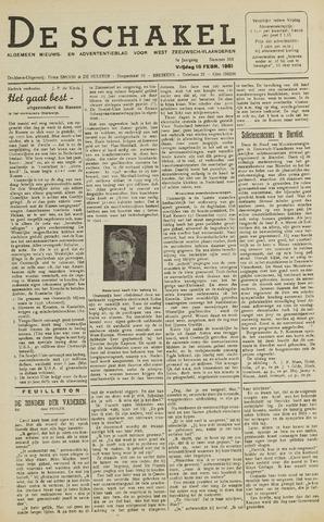 De Schakel 1951-02-16