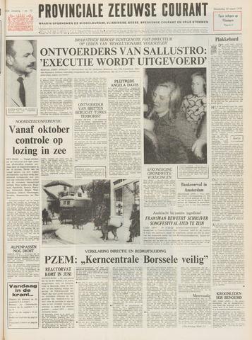 Provinciale Zeeuwse Courant 1972-03-30