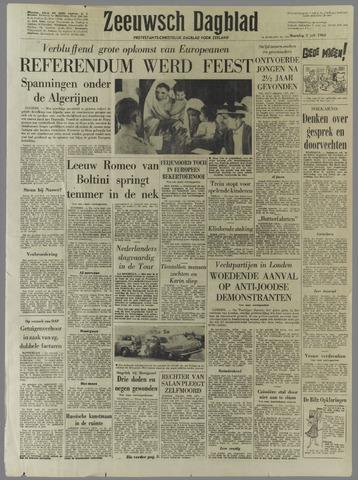 Zeeuwsch Dagblad 1962-07-02