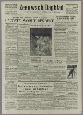 Zeeuwsch Dagblad 1956-02-10