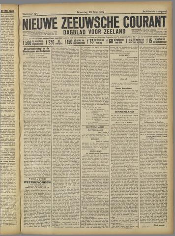 Nieuwe Zeeuwsche Courant 1922-05-29