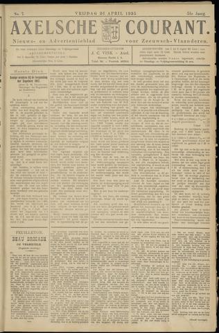 Axelsche Courant 1935-04-26