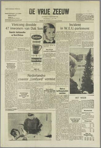de Vrije Zeeuw 1967-12-07