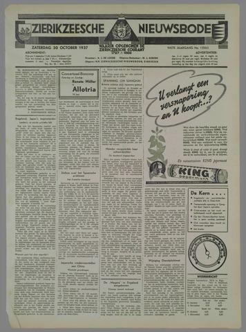 Zierikzeesche Nieuwsbode 1937-10-30