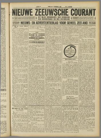 Nieuwe Zeeuwsche Courant 1930-02-11