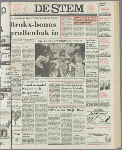 de Stem 1983-05-06
