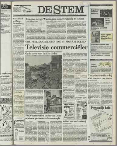 de Stem 1989-03-18