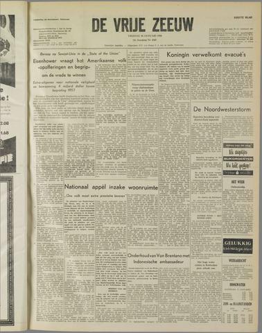 de Vrije Zeeuw 1958-01-10