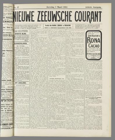 Nieuwe Zeeuwsche Courant 1912-03-02