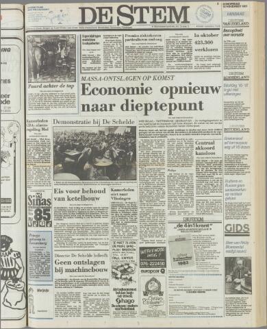 de Stem 1981-11-12