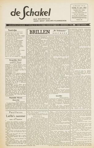 De Schakel 1957-04-12