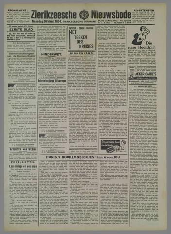 Zierikzeesche Nieuwsbode 1934-03-26