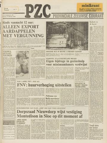 Provinciale Zeeuwse Courant 1976-02-17