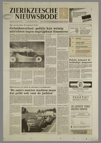 Zierikzeesche Nieuwsbode 1991-08-09