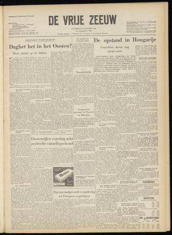 de Vrije Zeeuw 1956-10-27