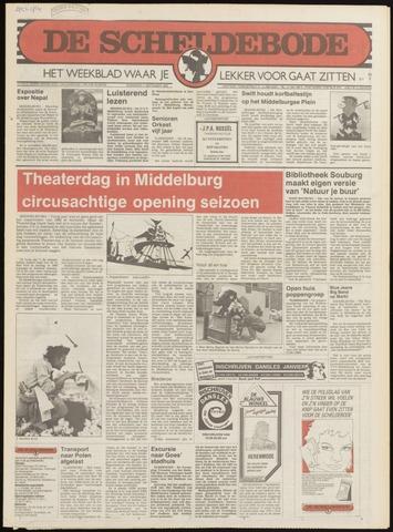 Scheldebode 1985-09-05