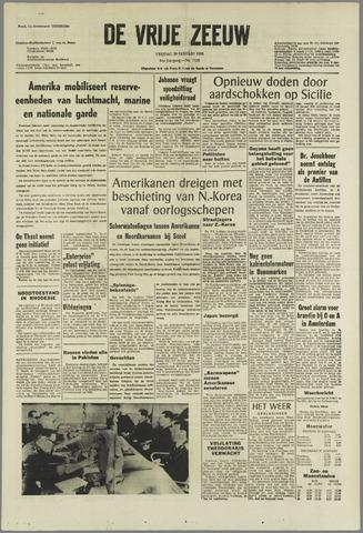de Vrije Zeeuw 1968-01-26