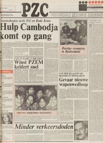 Provinciale Zeeuwse Courant 1979-10-26