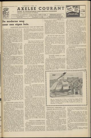 Axelsche Courant 1955-04-27