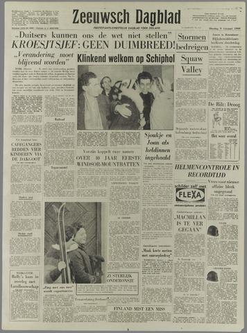 Zeeuwsch Dagblad 1960-02-09