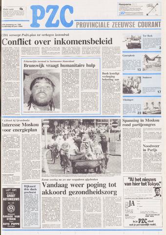 Provinciale Zeeuwse Courant 1990-06-28